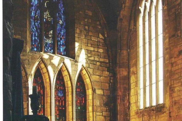 dedication of the church