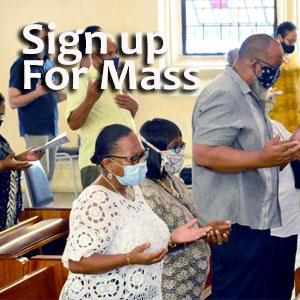 Mass sign up